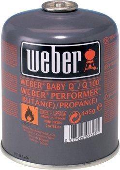Gas-Kartusche für Weber Gasgrill Q 100 - 5,97€ (lokal Bauhaus Tiefpreis Garantie)