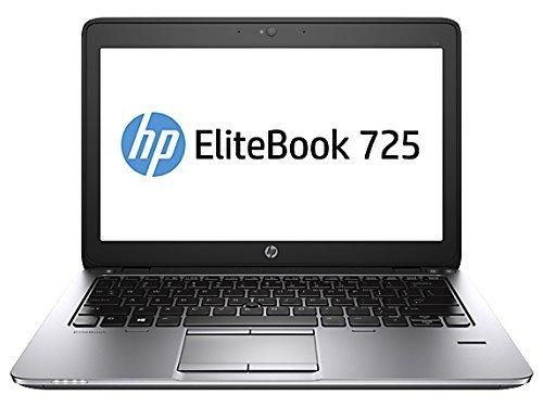 [Amazon] HP EliteBook 725 G2 (12,5'' FHD IPS Touch, AMD A10Pro-7350B, Radeon R6, 8 GB RAM, 256 GB SSD, Gehäuse aus Aluminium + Magnesium, UMTS-Modul, DisplayPort, Win 8.1 Pro) für effektiv 761,07€ durch Cashback