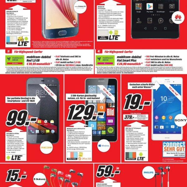 (Mediamarkt Trier) Microsoft Lumia 640