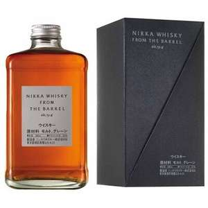 [Whisky] Nikka from the Barrel 51,4% für 26,89 Euro bei Delinero