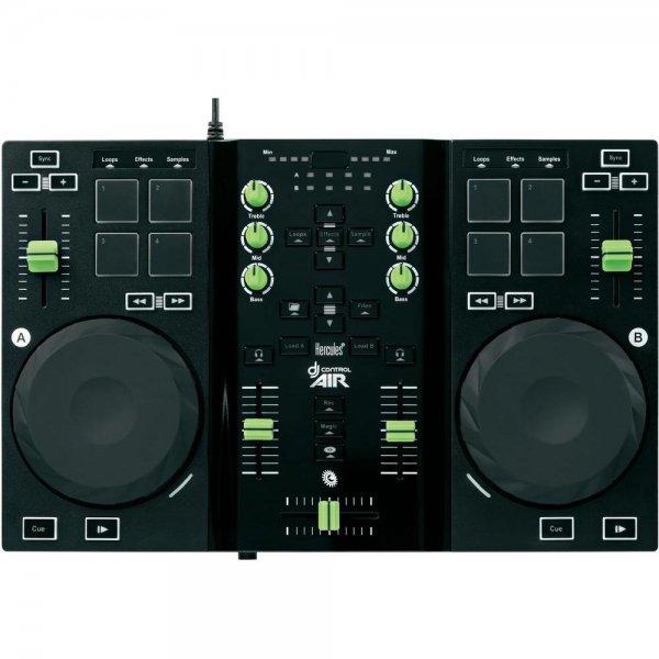 [AMAZON WHD] Hercules 2-Kanal DJ Control Air (kompatibel mit MAC, PC & iPad) - Zustand: Gebraucht - gut