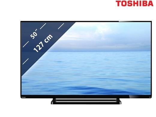 50'' Toshiba Full HD LED TV 50L2546DG mit USB/PVR Recording für 408,90€ inkl. Versand