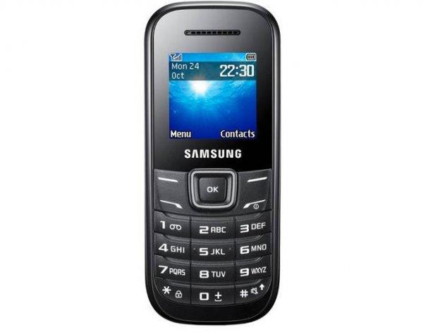 """Samsung™ - Handy """"E1200i"""" (1,5"""" 128x128) ab €7,75 [@Allyouneed.com]"""