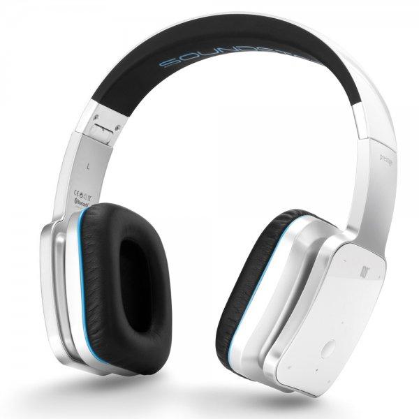 @Amazon - deleyCON BT05/BTo6 Soundsters Bluetooth Stereo-Kopfhörer für Handy/PC/Apple iPhone - nur 37,90€ inkl. kostenlose Lieferung