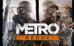 [STEAM SALE]Metro Redux Bundle inkl. 2033 Redux und Last Light Redux für 7,99 €