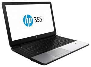 [EBAY CYBERPORT] HP 355 G2 Business Notebook A8-6410 matt Windows 7 + 8.1 Professional