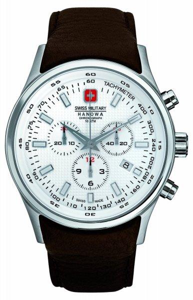 Swiss Military Hanowa Herren-Armbanduhr XL 06-4156.04.001.05