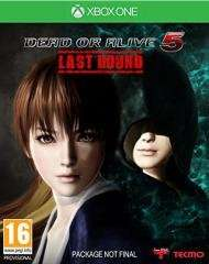 [base.com] Dead or Alive 5 Last Round (Xbox One)