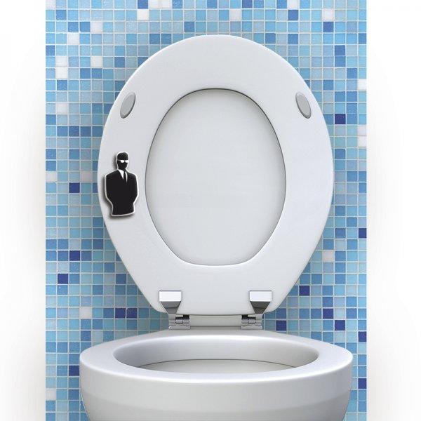 WC Spion [ideal fürs Gästeklo] für 3,99€ inkl. Versand!