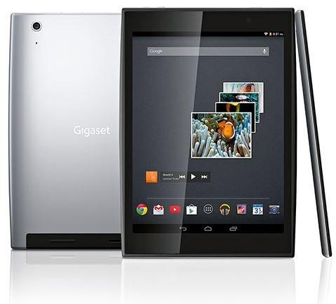 Gigaset QV830 (1GB RAM, Cortex A7, 8Zoll - nur XGA)  @ Dealclub für 69,90€