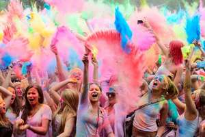 The Color Festival World Tour in 8 Städten - Tickets für nur 4,99€ @