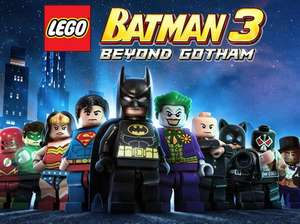 [Steam] Lego Batman 3: Beyond Gotham @ G2A