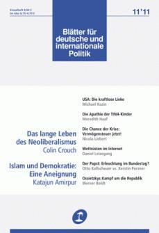 """Für Politikhungrige: Die aktuellen """"Blätter"""" gratis bestellen"""