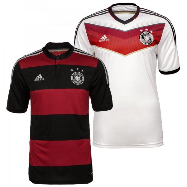DFB Fußball WM 2014 Trikot für 27,95€ auf eBay (65% Rabatt)