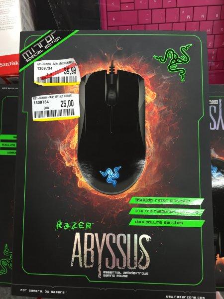 [lokal MM HH-Oststeinbek] Razer Abyssus MIRROR für 25€