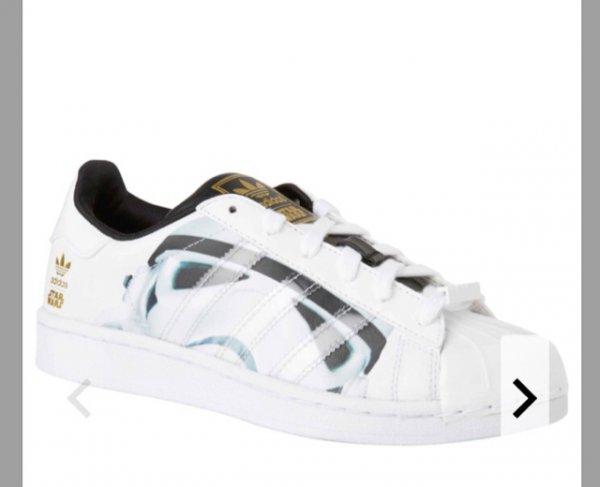 Adidas Superstar Stormtrooper