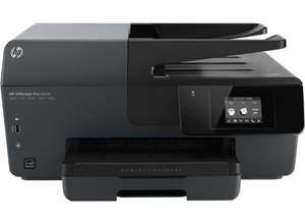 HP Officejet Pro 6830 e-All-in-One Tintenstrahldrucker (Scanner, Kopierer, Drucker, Fax, WLAN) für 94,46 € @Amazon.it