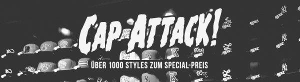 CapAttack bei www.kickz.com...  New Era usw. stark reduziert
