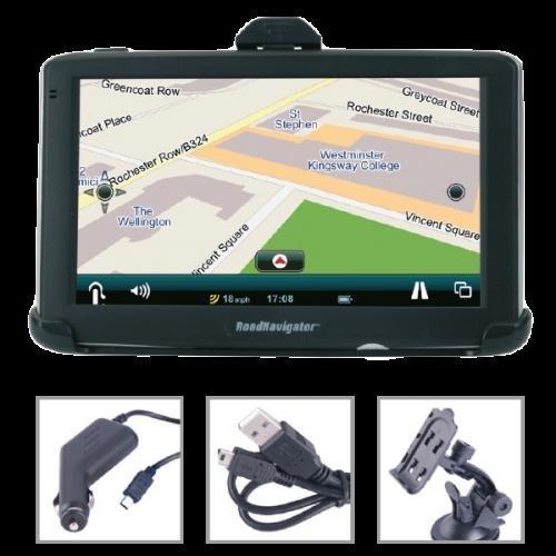 "[Lokal @ Action] Navigationssystem Roadnavigator RN300 (5"" Touchscreen, Europa-Karten inkl. 2 Jahren Updates, inkl. Zubehör)"