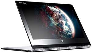 Lenovo Yoga 3 Pro PC Portable Hybride tactile 13'' Gris (Intel Core M, 8 Go de RAM, SSD 256 Go, Windows 8.1) @amazon.fr