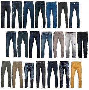 JACK & JONES Jeans Hose Denim Herren Erik Dale Ben Boxy Tim Rick 24 Modelle
