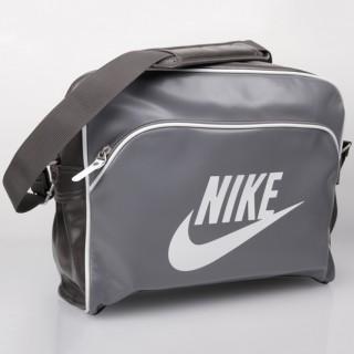 Nike Heritage SI Track Bag Tasche Grau nur 25,40 EUR !!!