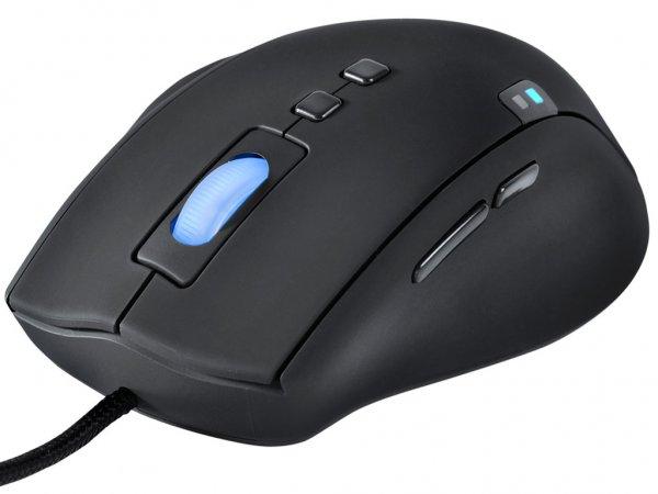 QPAD 5K Pro Gaming Laser Mouse ab 37€ Abholung + 5,90€ VSK