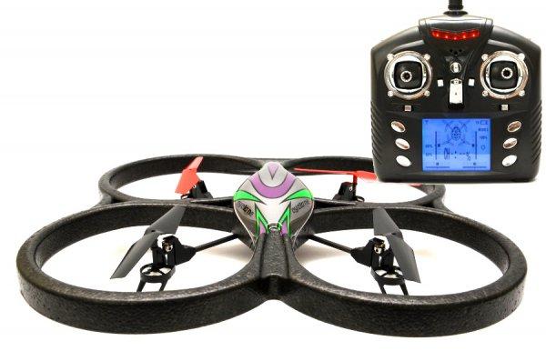 WL Toys V262 UFO XXL Drohne Quadrocopter für 48,90€ bei eBay