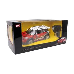 [Amazon-Prime-Marketplace] Legler Mini Cooper WRC R60, Skala 1:18.