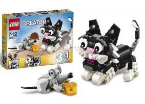 """[GLOBUS Maintal] KW25 Lego Creator """"Katze und Maus"""" oder """"Freche Tiere"""" für 9,99 € (Angebot) [Gültig bis 20.06.2015]"""