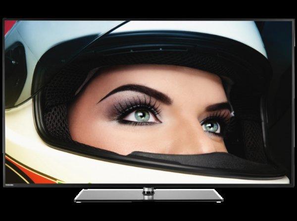 [Saturn.de] Toshiba 55L5445DG 55 Zoll Full HD Fernseher (Triple Tuner, 3D, Smart TV) für 497€