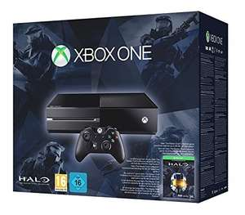 Microsoft Xbox One 500GB + Halo: The Master Chief Collection für 299€ @ Müller Sonntagsknüller (Fillialabholung)
