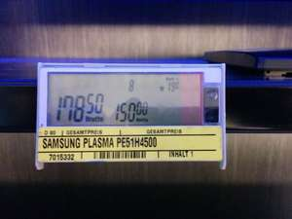 [METRO-Saarbrücken](LOKAL?) 51-Zoll-Einsteiger-Plasma-TV: Samsung PE51H4500, HD-Ready, Idealo 399,-