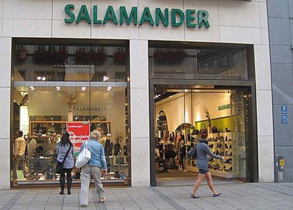 Lokal  Salamander München 20% auf alles