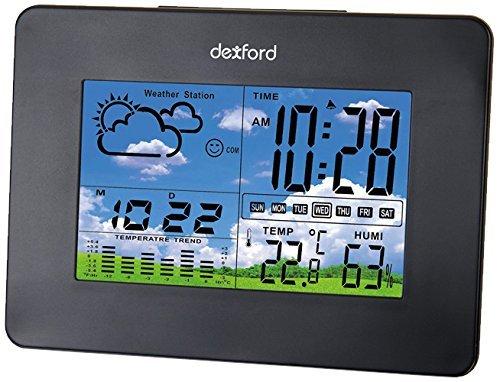 [3% Qipu] Dexford WS-103 Wetterstation Wecker Kalender Thermometer Hygrometer für 14,95€ frei Haus @Dealclub