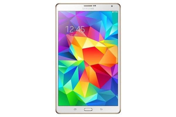 Samsung Galaxy Tab S 8.4 LTE (Octa-Core, 1,9GHz, Super-Amoled 2560x1600, 3GB RAM, 16GB, Android 5.0) weiß für 327,64 € @Amazon.it