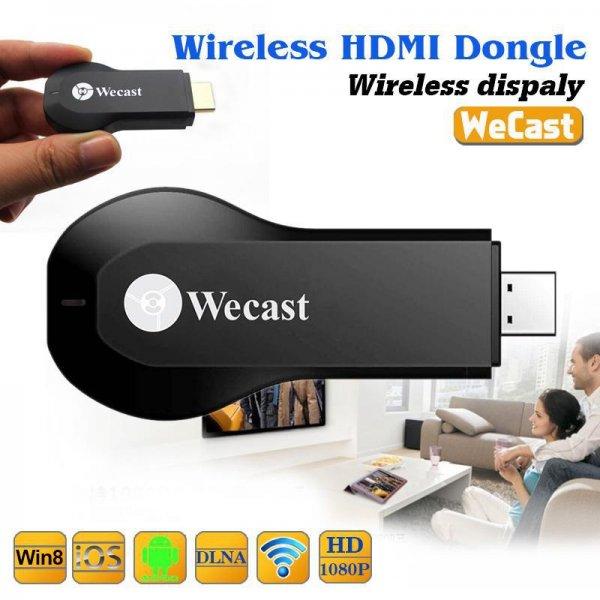 WeCast C2-2928 - Günstige Chromecast alternative für 14.33,- @Aliexpress