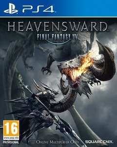 [zavvi.de] Final Fantasy XIV: Heavensward für PS4