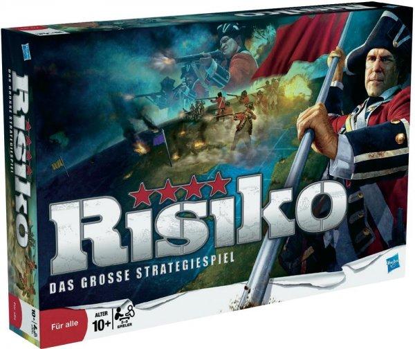 """[Voelkner] Brettspiel """"Risiko"""" (Klassikauflage - Pferde, Musketen, Kanonen) für 24,42€"""