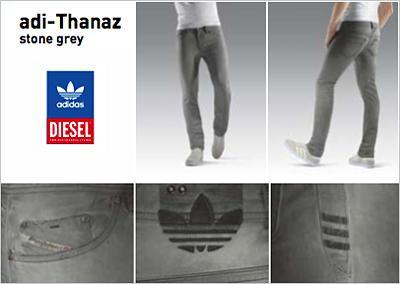 Diesel Adi-Thanaz * Rarität* fur 49,99€ bei Amazon