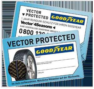 Goodyear Vector Protector Card für GOODYEAR Vector 4Seasons Reifen