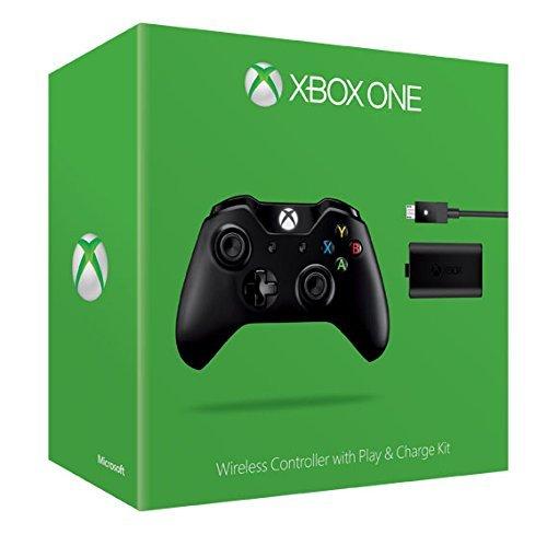 *update* Amazon hat mitgezogen, Saturn vllt auch. // Microsoft Xbox One Wireless Controller + Play & Charge Kit für 44€ @Mediamarkt.de * Update: Wieder verfügbar *