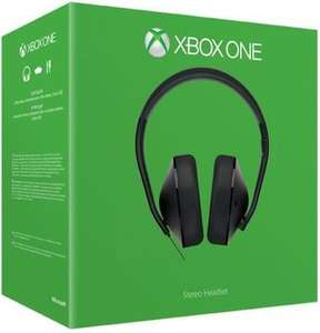 Xbox One Stereo Headset für 33€ @Media Markt