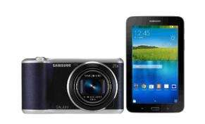 Samsung Galaxy Camera 2 + Samsung Galaxy Tab 3 Lite für 222€ @Media Markt