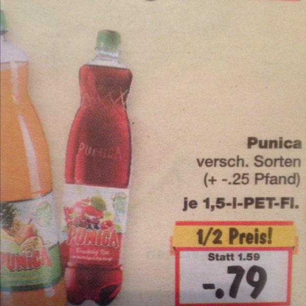 [Kaufland NRW?] Punica 1,5l für 79 cent