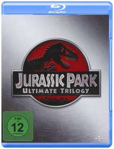 [Amazon.de] Jurassic Park Trilogy (Blu-Ray)