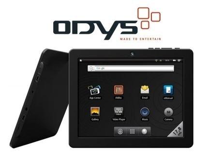 Odys Loox Android 7 Zoll Tablet (Nischendeal da alte Hardware und resistiver Touch)@One.de 29,99 €
