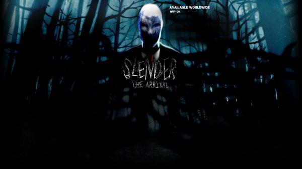 [Steam] Slender: The Arrival für 1,49€ statt 9,99€
