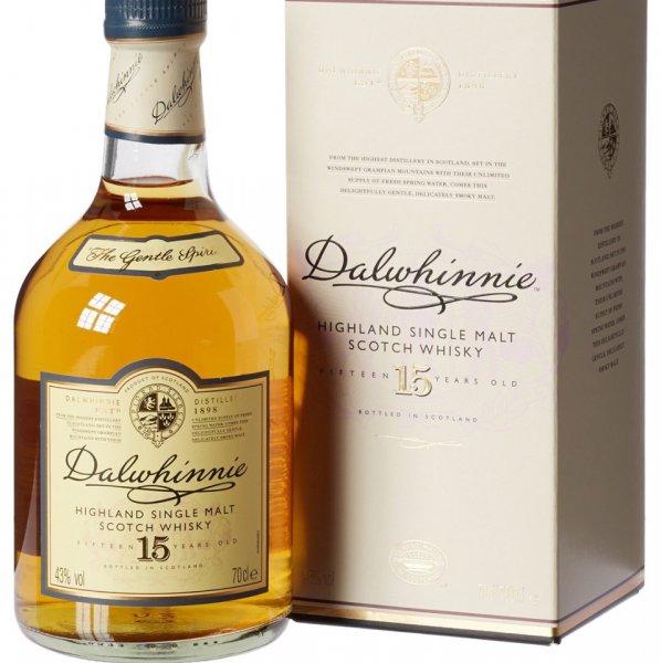 [Amazon] Dalwhinnie 15 Jahre Highland Single Malt Scotch Whisky (0.7l / 30,99€)