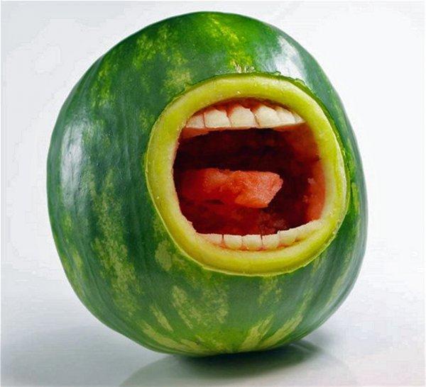 [Lokal Globus div. Märkte] Türkische Wassermelone (min. 3kg)